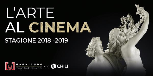 l'arte al cinema